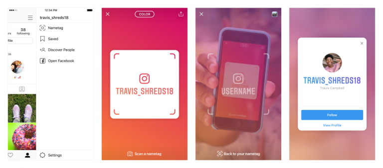 The new ID cards on instagram - SOCIAL MEDIA CO5
